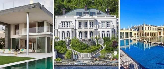 Dünyanın En Pahalı 23 Evi