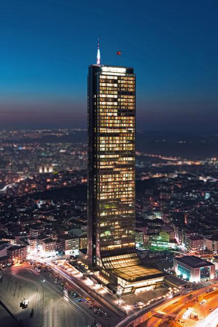 Türkiye'nin En Yüksek Binaları 1