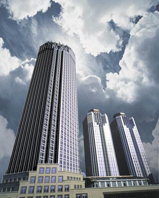 Türkiye'nin En Yüksek Binaları 3