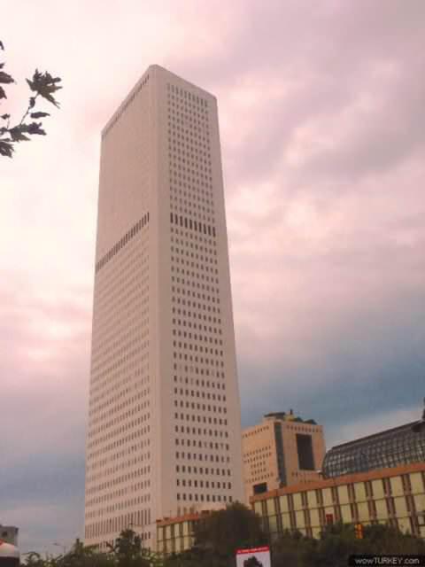Türkiye'nin En Yüksek Binaları 5