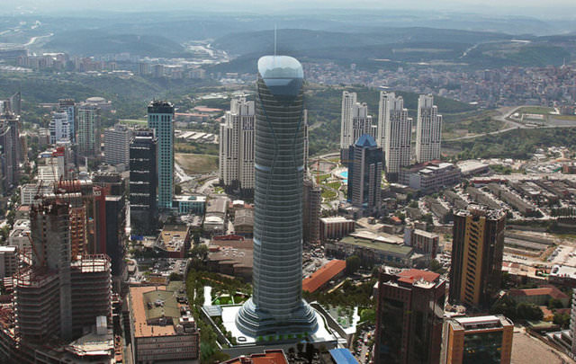 Türkiye'nin En Yüksek Binaları 6