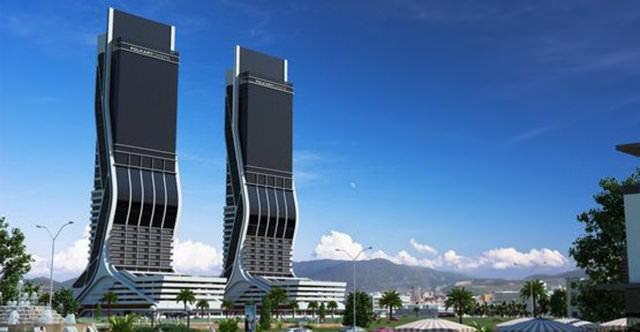 Türkiye'nin En Yüksek Binaları 7