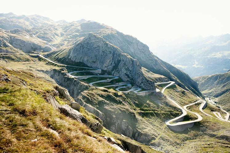 Dünyanın en sıradışı yolları 14