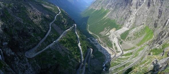 Dünyanın en sıradışı yolları 15