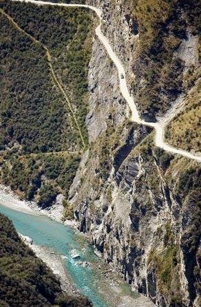 Dünyanın en sıradışı yolları 19