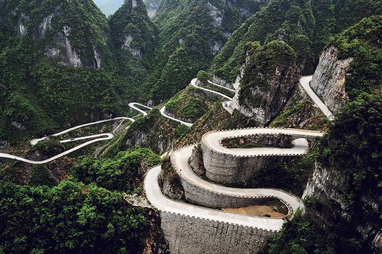 Dünyanın en sıradışı yolları 22