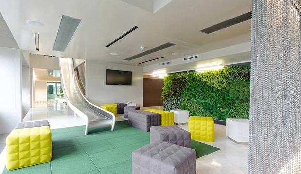 Dünyanın En Güzel Ofis Tasarımları 11