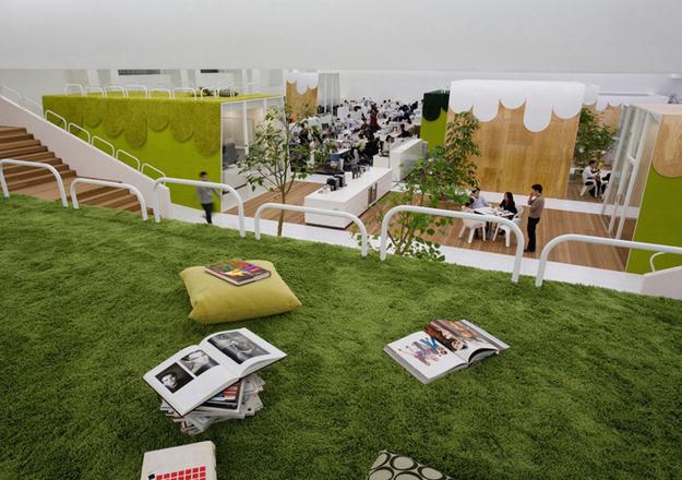 Dünyanın En Güzel Ofis Tasarımları 14