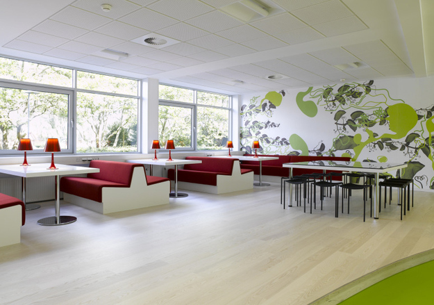 Dünyanın En Güzel Ofis Tasarımları 16