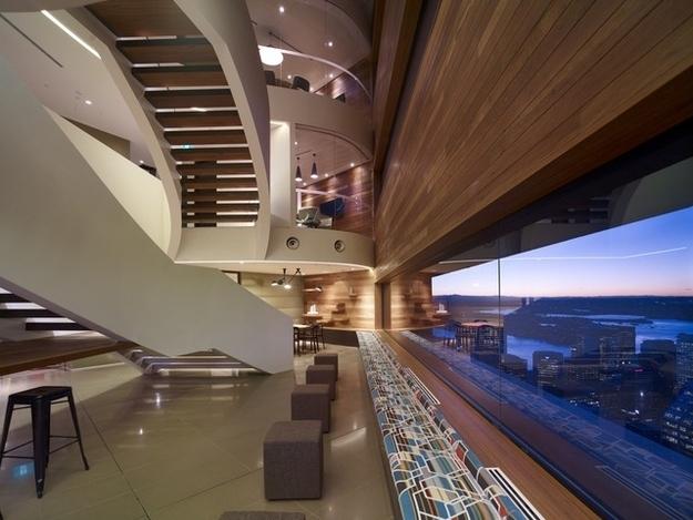 Dünyanın En Güzel Ofis Tasarımları 2