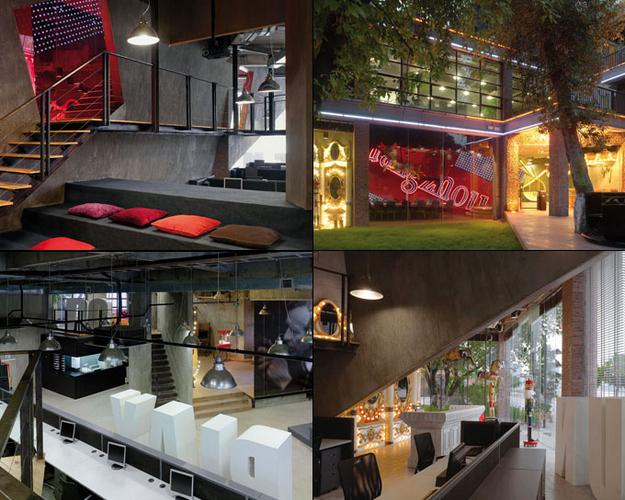 Dünyanın En Güzel Ofis Tasarımları 21