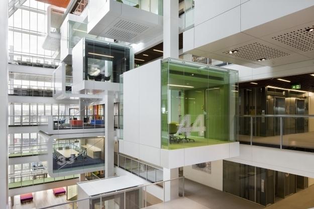 Dünyanın En Güzel Ofis Tasarımları 25