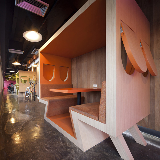 Dünyanın En Güzel Ofis Tasarımları 26