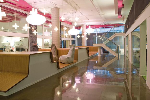 Dünyanın En Güzel Ofis Tasarımları 3