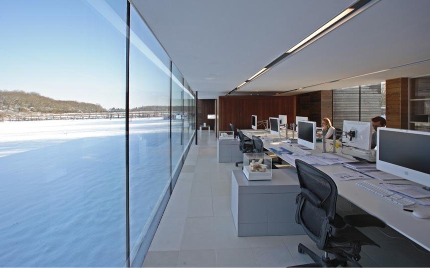 Dünyanın En Güzel Ofis Tasarımları 35