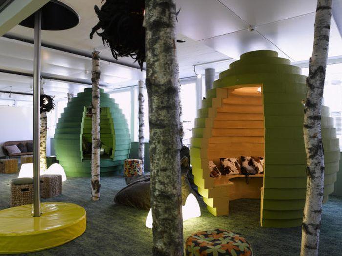 Dünyanın En Güzel Ofis Tasarımları 4