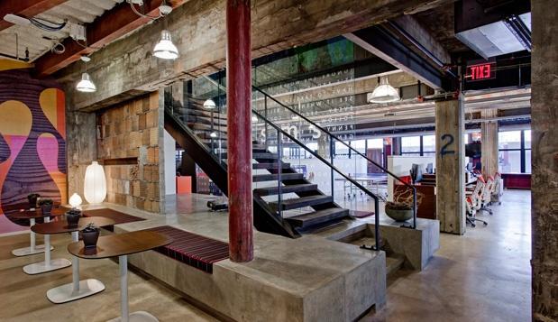 Dünyanın En Güzel Ofis Tasarımları 5