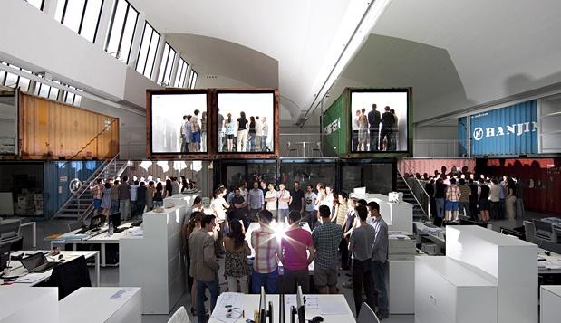 Dünyanın En Güzel Ofis Tasarımları 7