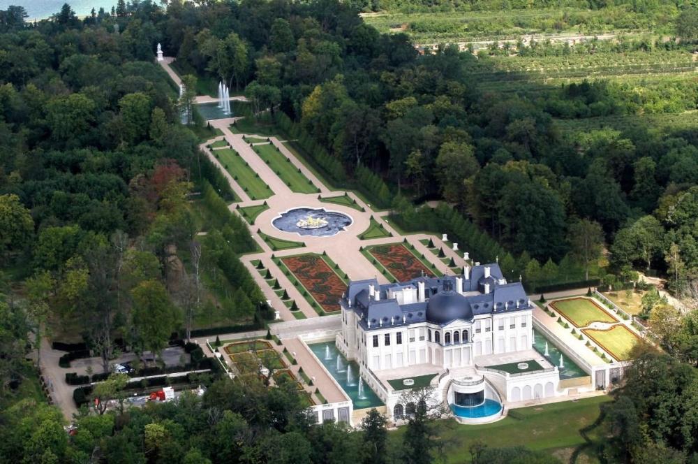 Dünyanın En Pahalı Evini Suudi Prens Almış 1