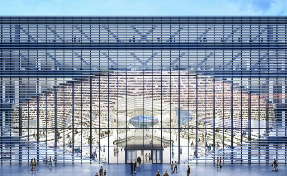 BBC Dünyanın En İyi Mimari Yapılarını Seçti! 1
