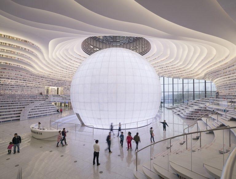 BBC Dünyanın En İyi Mimari Yapılarını Seçti! 12