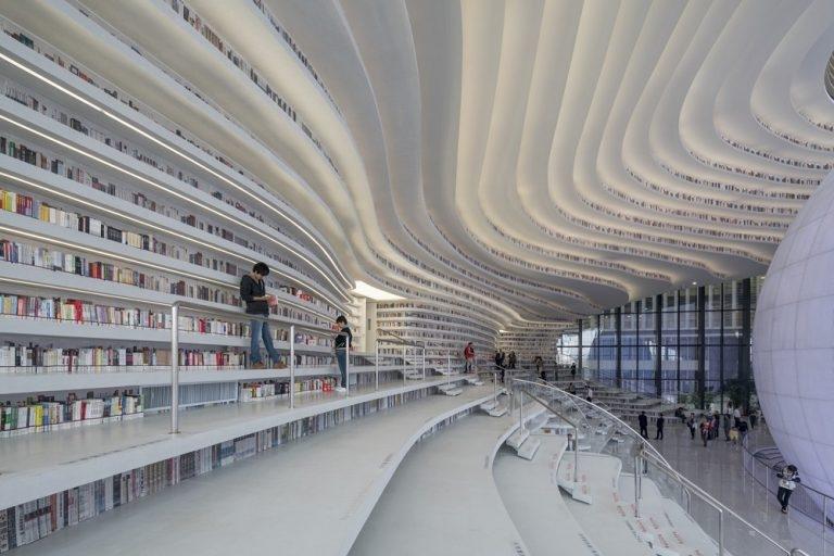 BBC Dünyanın En İyi Mimari Yapılarını Seçti! 13