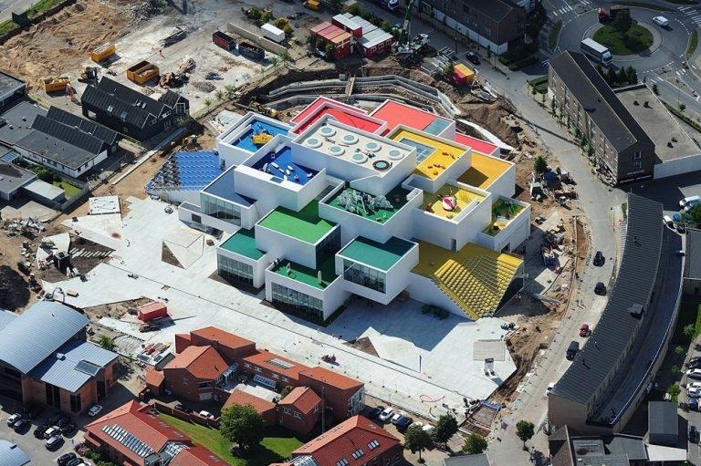 BBC Dünyanın En İyi Mimari Yapılarını Seçti! 3