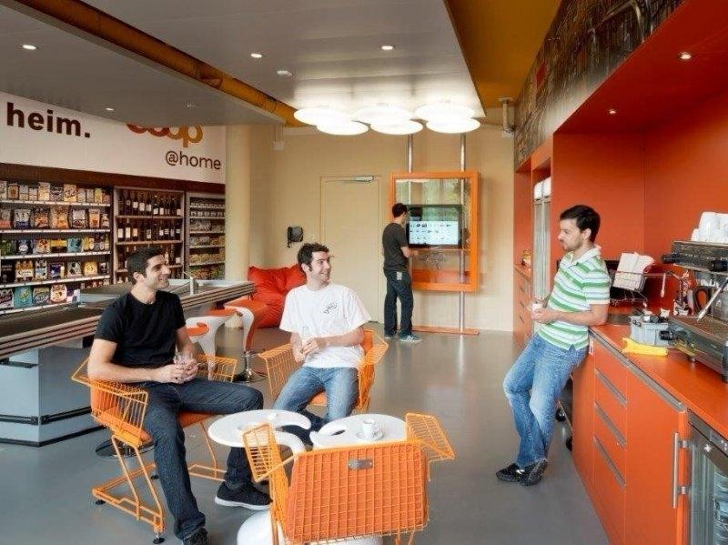 Herkesin Çalışmak İstediği Yer: Google Ofisleri 11