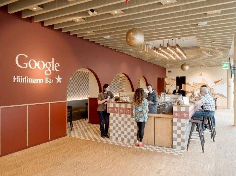 Herkesin Çalışmak İstediği Yer: Google Ofisleri 12