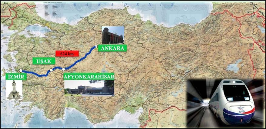 Ankara-İzmir hızlı tren ihalesini Kim Kazandı?