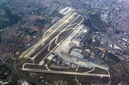 Alaçatı Havalimanı'nın İsmi Belli Oldu