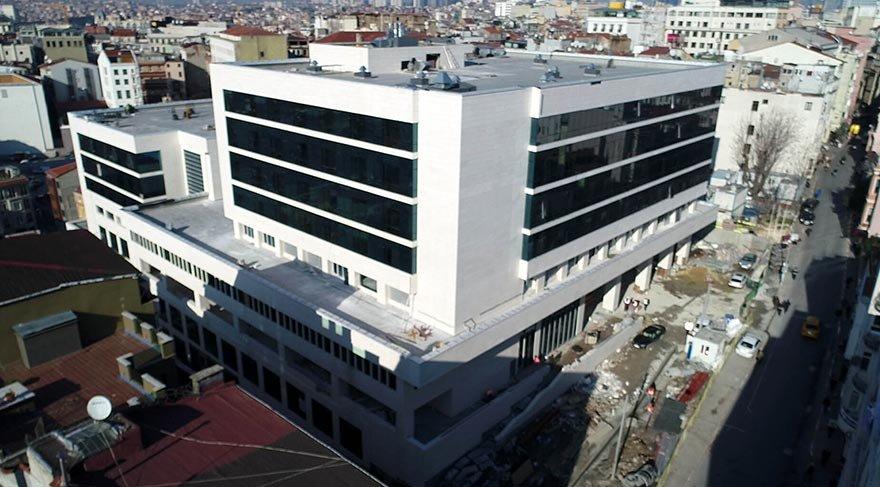 Taksim İlkyardım Hastanesi Açıldı