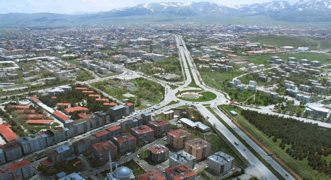 TOKİ Erzurum'da 10 Bin Konut Yaptı