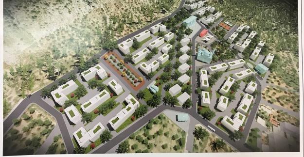 TOKİ'den Manisa Kırkağaç'a 234 Konutluk Proje