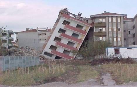 Binaların Depreme Dayanıklılığı çivi Tabancasıyla Ölçülecek!