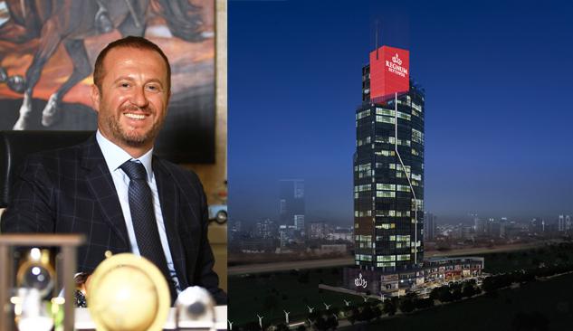 Başkent'in En Önemli Firmaları SKY Tower'a Taşınıyor