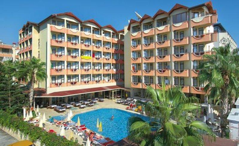 Antalya Sara Hotel İcradan Satışa Çıktı