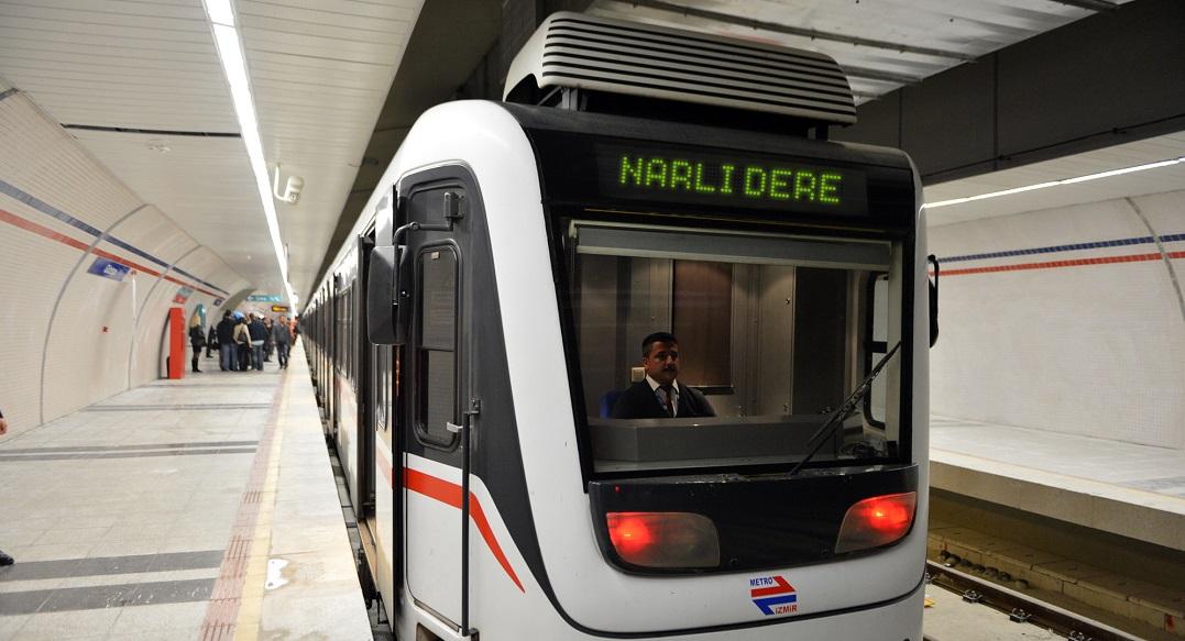 Narlıdere Metro İhalesinin Kazananı Belli Oldu! 1 Milyar 27 Milyonluk Teklif