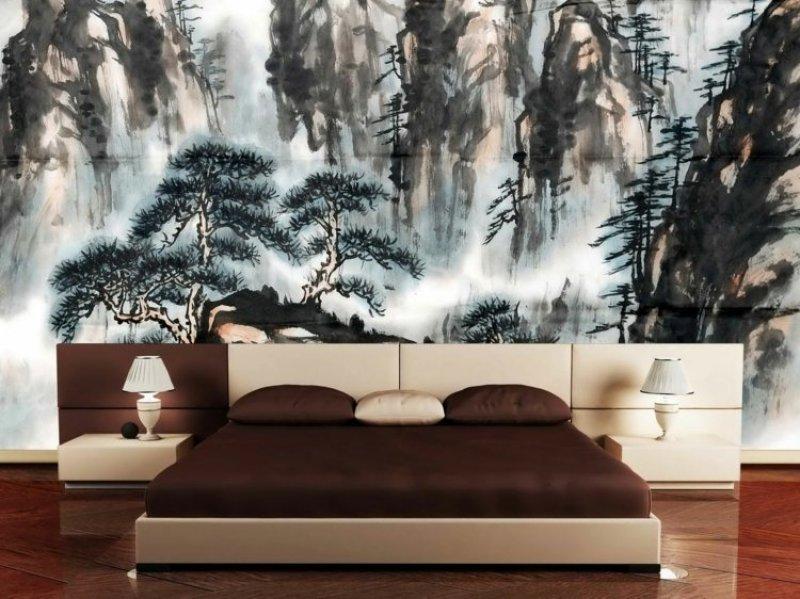 En Şık Duvar Kağıdı Dekorasyon Örnekleri