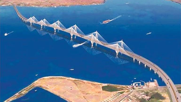 Çanakkale Köprüsü'nün Maliyeti 25 Milyar Lira