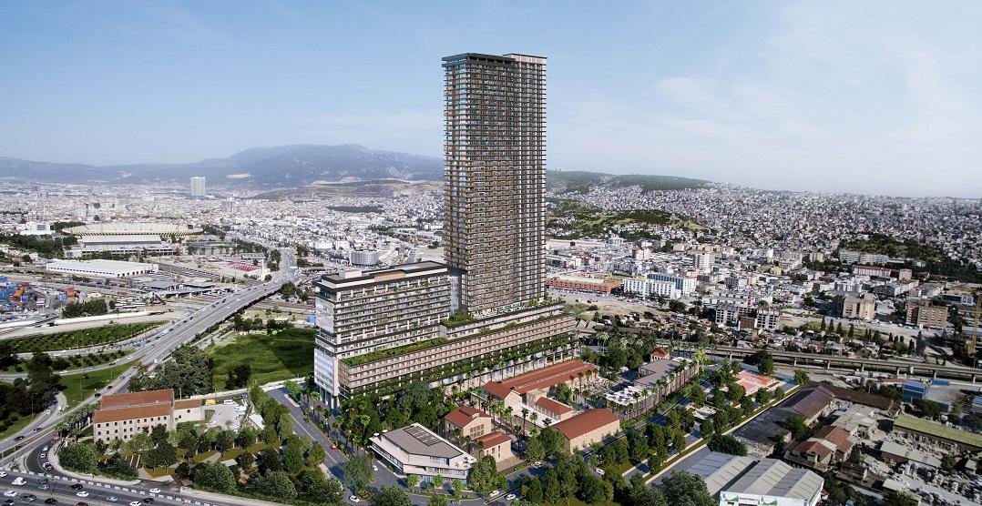 Mahall Bomonti İzmir Satış Ofisinde Zİyaretçi Sayısı Yüzde 70 Arttı