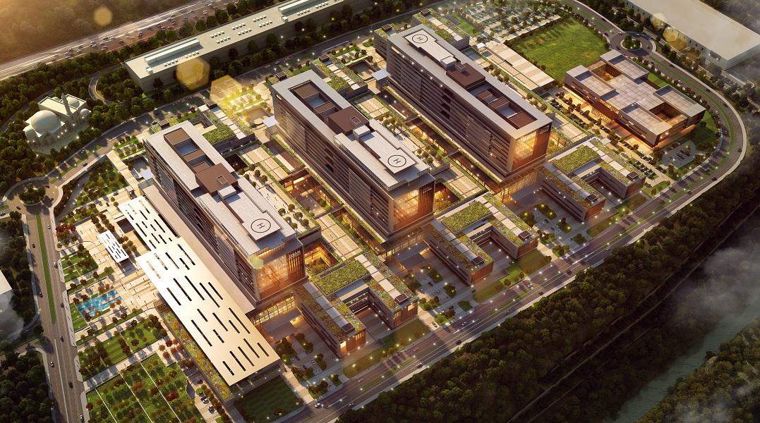 İkitelli Şehir Hastanesi'nin Elektrik Taahhüt İşlerini AE Arma-Elektropanç Aldı