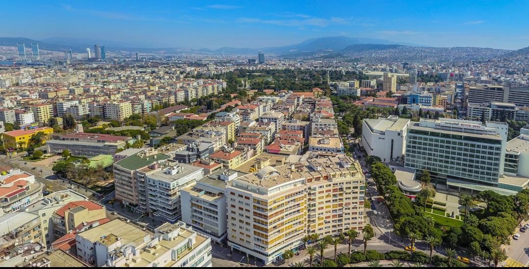 İzmir'de En Çok Değerlenen Bölgeler 2018