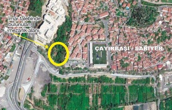 Sarıyer Ermeni MEzarlığı İmara Açılacak Mı?