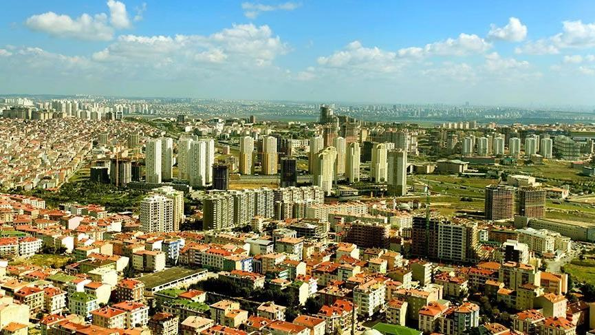 Türkiye'de Konut Fiyatları 8 Yılda Yüzde 80,90 Arttı