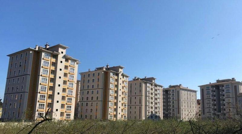 TOKİ'den Aydın İncirliova'ya 215 Konutluk Proje
