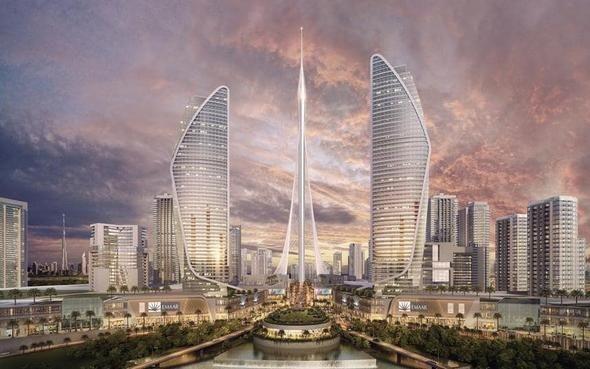 Dünyanın En Yüksek Kulesi İçin 1.2 Milyar Dolarlık Fon