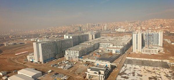 Ankara Etlik Şehir Hastanesi Ne Zaman Açılıyor 2018?