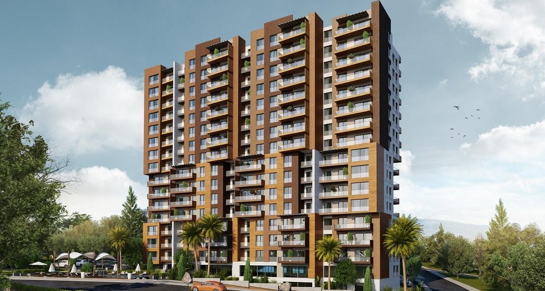Mynar Life Residence Fiyatları 575 Bin TL'den Başlıyor