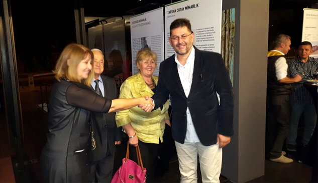 Mimari Proje Sergisine Tam Not